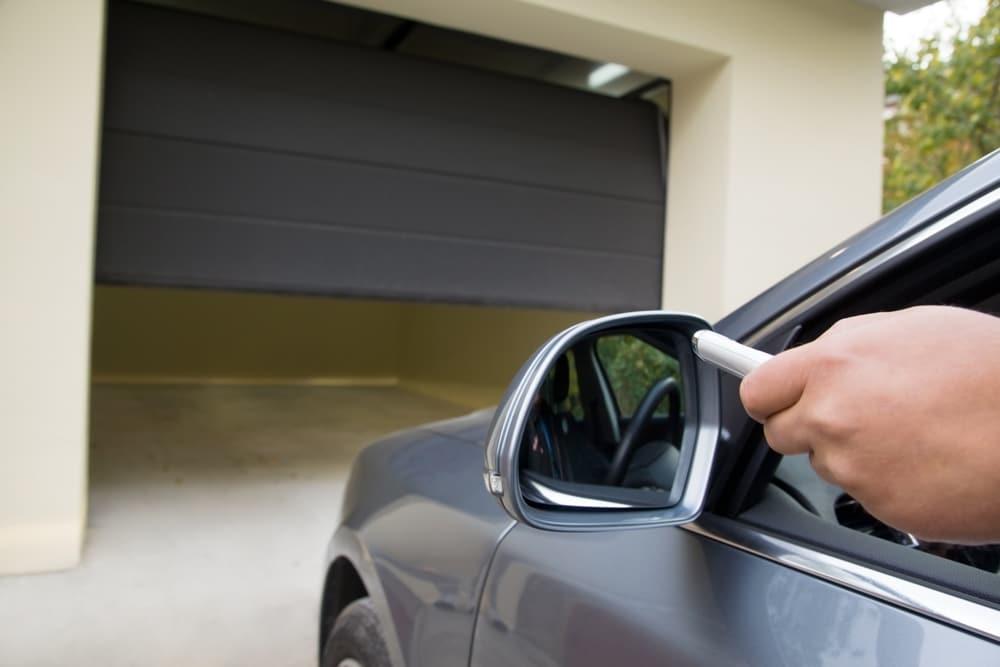 automatische garagepoort